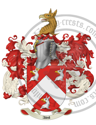 Allred Coat of Arms