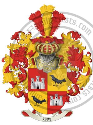 Burg Coat of Arms