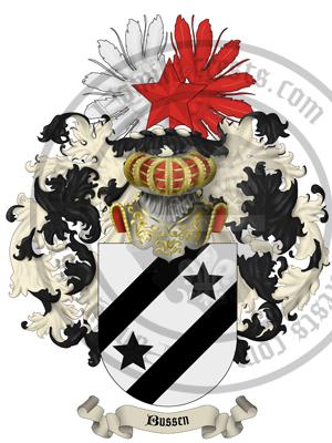 Bussen Coat of Arms
