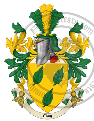 Cleary Coat of Arms
