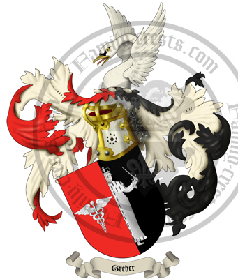 Graeber Coat of Arms
