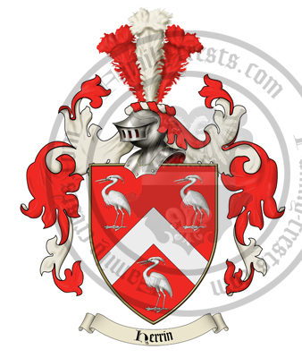 Ahearne Coat of Arms