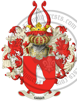 Mrozik Coat of Arms