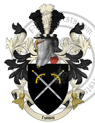 Hollway Coat of Arms