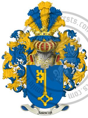 Lukianski Coat of Arms