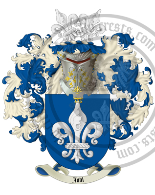 Juell Coat of Arms