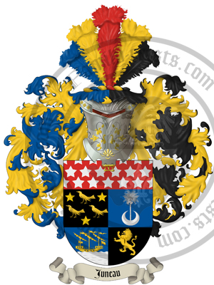 Junot Coat of Arms