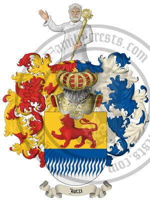 Jutzi Coat of Arms
