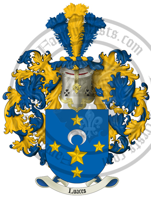 Luaces Coat of Arms
