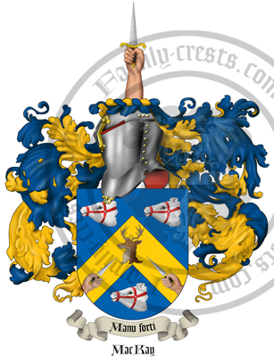 McCoid Coat of Arms