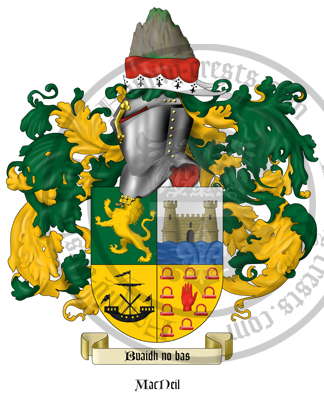 McNeal Coat of Arms