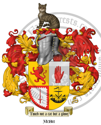 McBee Coat of Arms