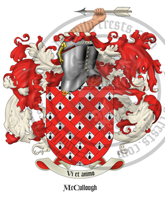 McCollough Coat of Arms
