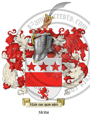 Macrae Coat of Arms