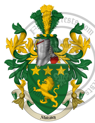 McCahy Coat of Arms