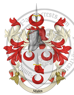 Mullins Coat of Arms