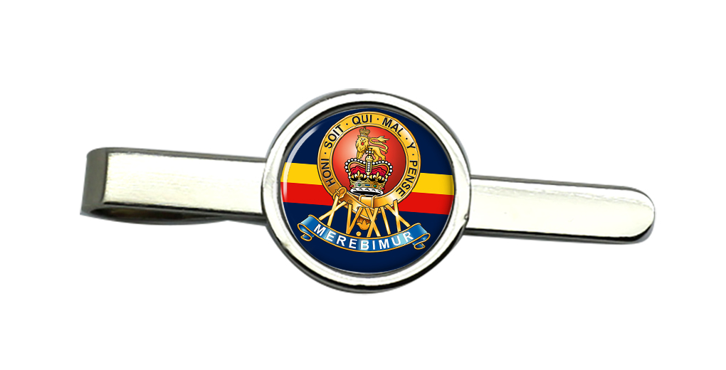 British Army Tie Clip 15th//19th King/'s Royal Hussars